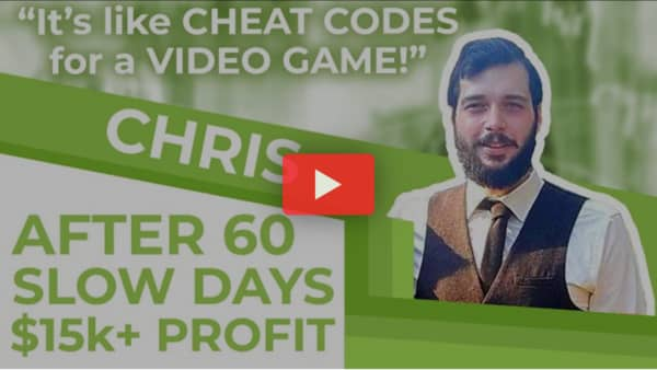 Chris made $15,000 profit investing mobile homes part-time